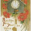 A blithe New Year be thine.