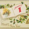 A happy New Year.