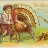 Thanksgiving greetings.