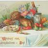 Good wishes for Thanksgiving Day.
