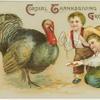 Cordial Thanksgiving greetings.