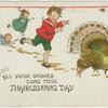 May all your wishes come true Thanksgiving day.