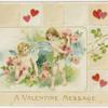 A Valentine message.