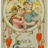 Love's greeting.