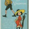 To my Valentine.