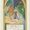 As the wise men came, bearing precious gifts so does this card bear to you my loving Christmas greetings.