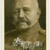 President Von Hindenburg.