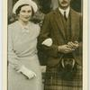 T.R.H. The Duke and duchess of Gloucester.