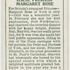 H.R.H. Princess Margaret Rose.