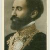 Emperor of Abyssinia.