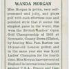 Wanda Morgan.
