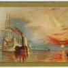 The Fighting Temeraire.