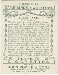 Black Game.