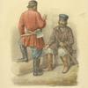 Plotnik i krestianin Tverskoi gubernii. 1836 g.
