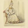 Torzhkovskaia zhenshchina na balu.1832.