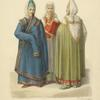 Nariad pozhilykh zhenshchin goroda Torzhka 1832 goda.