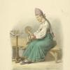 Prostaia odezhda tverskoi devushki 1831 g. 1833.
