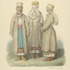 Odezhda zhenshchin Kievskoi gubernii.