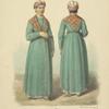 Zhenshchina nizhnei chasti Dona v nariadnom plat'e 1820 g.