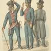 Zholnierzh soldat polskogo 3go litovskogo polka 1792 goda.