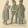 Polskii soldat v mundirnoi shineli za prosto; 7ogo polka artileristy polskie v mundirakh polozhennikh po konstitutsii 3go maia 1792 goda.