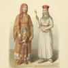 Iz snornika kniaza Sviatoslava. 1073 g.