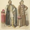 Odezhda boiarskaia XVII st. Portrety kniazei Repninykh.