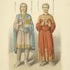 S freskov Kievskogo Sofiiskogo sobora. XI st