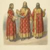 Diakon v oblachenii. 1830.