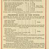 Elipses, 1884: transfer dateys of the funds: quarter and half-quarter days.