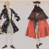 Donne Curiose : Costume: II and III: Florindo
