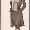 Andrea Chénier : Costume: Chénier
