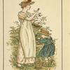 [Woman with young girt.]