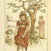 [Girl with torn dress.]