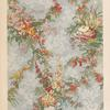 Figured silk by Mathevon & Bouvard of Lyons.