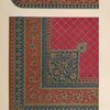 Specimen of Indian bullion embroidery.
