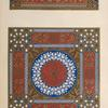 Decoration, derived from the Alhambra; being a portion of the cabinet of the queen of Spain at Aranjuez, by Rafael Contreras.