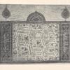 Blatt aus einem Koran.