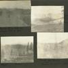 Pagosa, from distance. Colorado, Fall of 1900; Pagosa, bath houses etc., Downs; Pagosa, Downs; Frank and Nettie at Pagosa, Colorado, 1900, Fall.