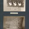 Henkelkrug mit Segelschiffen; Badewanne.
