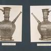 I. Bronzekanne, v. Hussein b. Moh.; II. Bronzekanne, v. Hussein b. Moh.