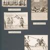 I. Aquarell, orientalische Szenen; Oriental. Aquarell von Z. Wehme; II. Aquarell, orientalische Szenen; III. Aquarell, orientalische Szenen.