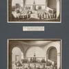 Poln. Gesandtschaft am Hofe Mohammeds IV., Gouachen v. P. Seuin; Poln. Gesandtschaft am Hofe Mohammeds IV., Gouachen v. P. Seuin.