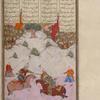Pîlsam fights with Rustam.