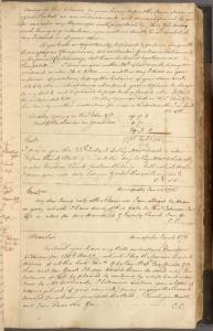 Letters of Feb. 26, June 1 & 2, 1776