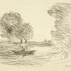 Le batelier (souvenir d'Arleux du nord)