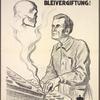 Vorsicht! Raucht nicht bei der Arbeit! Bleivergiftung!