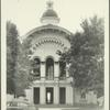 Caswell County Courthouse, Gainesville, 1855