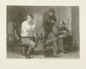 Fumeurs (Pinacothèque de Munich)