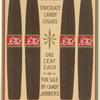 A No. 1. Chocolate Candy Cigars label.